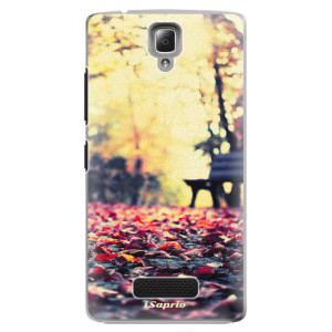 Plastové pouzdro iSaprio Bench 01 na mobil Lenovo A2010