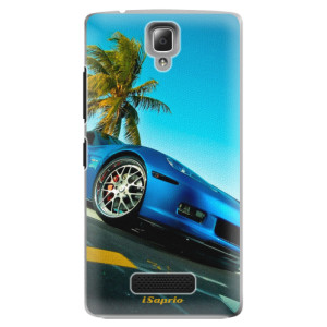 Plastové pouzdro iSaprio Car 10 na mobil Lenovo A2010