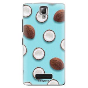 Plastové pouzdro iSaprio Coconut 01 na mobil Lenovo A2010