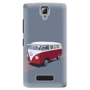 Plastové pouzdro iSaprio VW Bus na mobil Lenovo A2010