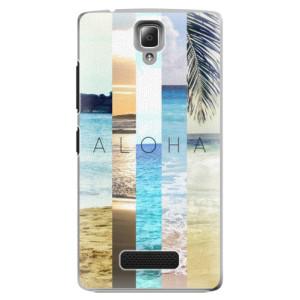 Plastové pouzdro iSaprio Aloha 02 na mobil Lenovo A2010
