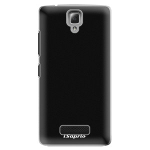 Plastové pouzdro iSaprio 4Pure černé na mobil Lenovo A2010