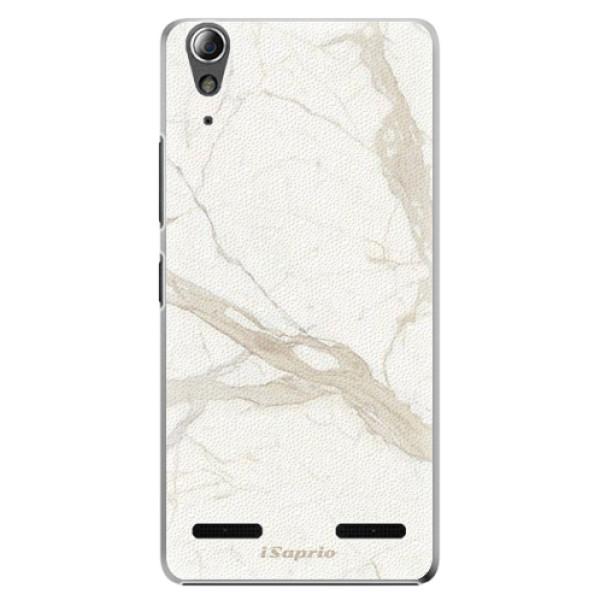Plastové pouzdro iSaprio Marble 12 na mobil Lenovo A6000 / K3 (Plastový obal, kryt, pouzdro iSaprio Marble 12 na mobilní telefon Lenovo A6000 / K3)