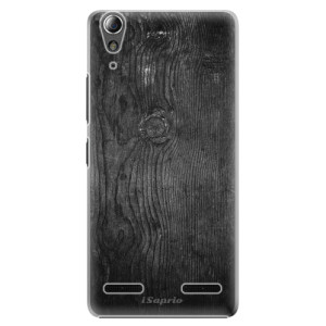 Plastové pouzdro iSaprio Black Wood 13 na mobil Lenovo A6000 / K3