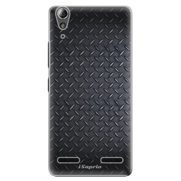 Plastové pouzdro iSaprio Metal 01 na mobil Lenovo A6000 / K3 (Plastový obal, kryt, pouzdro iSaprio Metal 01 na mobilní telefon Lenovo A6000 / K3)