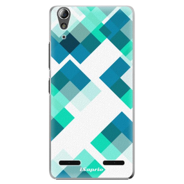Plastové pouzdro iSaprio Abstract Squares 11 na mobil Lenovo A6000 / K3 (Plastový obal, kryt, pouzdro iSaprio Abstract Squares 11 na mobilní telefon Lenovo A6000 / K3)