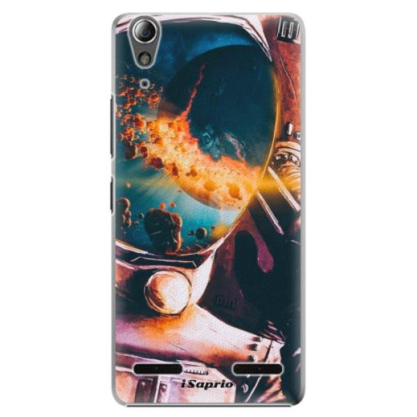 Plastové pouzdro iSaprio Astronaut 01 na mobil Lenovo A6000 / K3 (Plastový obal, kryt, pouzdro iSaprio Astronaut 01 na mobilní telefon Lenovo A6000 / K3)