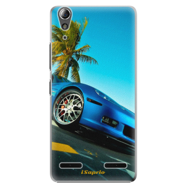 Plastové pouzdro iSaprio Car 10 na mobil Lenovo A6000 / K3 (Plastový obal, kryt, pouzdro iSaprio Car 10 na mobilní telefon Lenovo A6000 / K3)