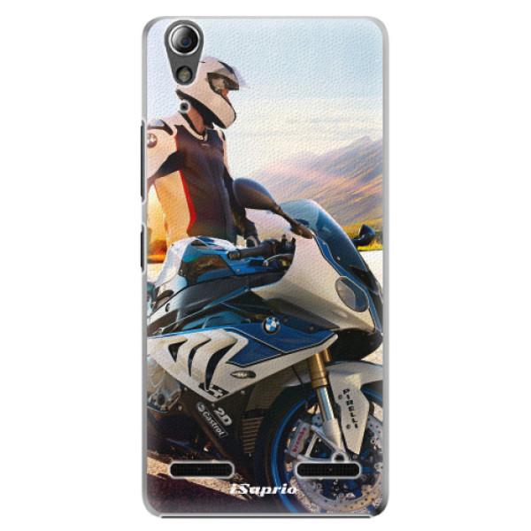 Plastové pouzdro iSaprio Motorcycle 10 na mobil Lenovo A6000 / K3 (Plastový obal, kryt, pouzdro iSaprio Motorcycle 10 na mobilní telefon Lenovo A6000 / K3)