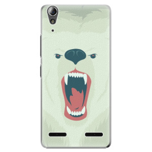 Plastové pouzdro iSaprio Angry Bear na mobil Lenovo A6000 / K3