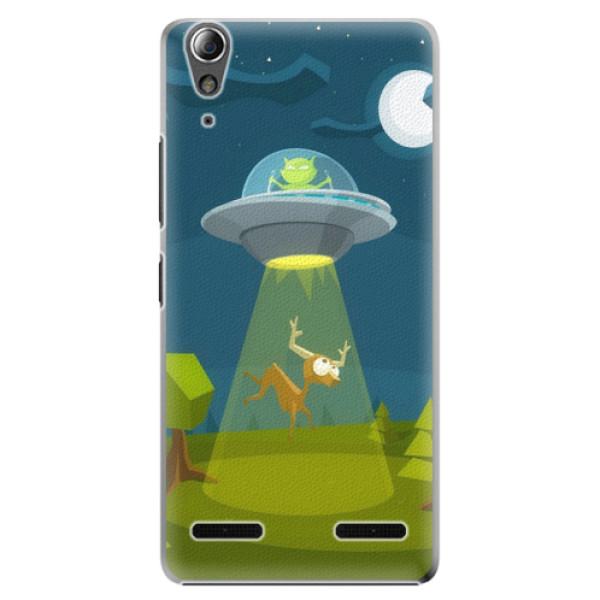 Plastové pouzdro iSaprio Alien 01 na mobil Lenovo A6000 / K3 (Plastový obal, kryt, pouzdro iSaprio Alien 01 na mobilní telefon Lenovo A6000 / K3)