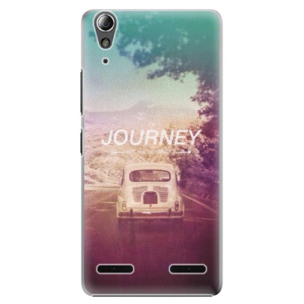 Plastové pouzdro iSaprio Journey na mobil Lenovo A6000 / K3 (Plastový obal, kryt, pouzdro iSaprio Journey na mobilní telefon Lenovo A6000 / K3)