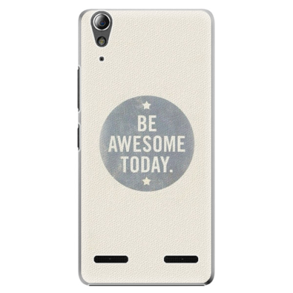 Plastové pouzdro iSaprio Awesome 02 na mobil Lenovo A6000 / K3 (Plastový obal, kryt, pouzdro iSaprio Awesome 02 na mobilní telefon Lenovo A6000 / K3)