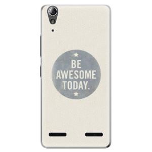 Plastové pouzdro iSaprio Awesome 02 na mobil Lenovo A6000 / K3