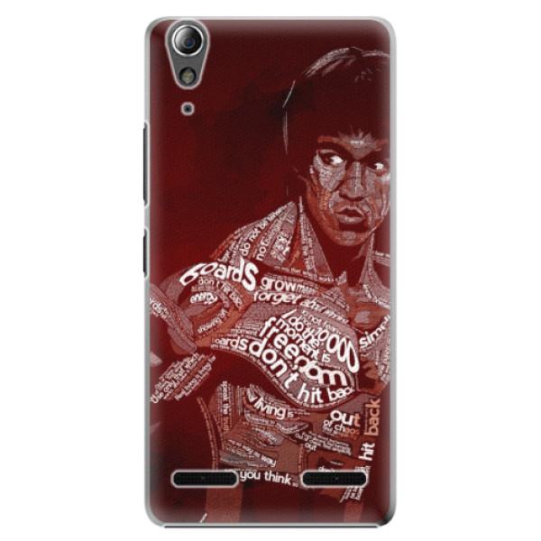 Plastové pouzdro iSaprio Bruce Lee na mobil Lenovo A6000 / K3 (Plastový obal, kryt, pouzdro iSaprio Bruce Lee na mobilní telefon Lenovo A6000 / K3)