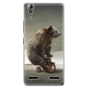 Plastové pouzdro iSaprio Bear 01 na mobil Lenovo A6000 / K3