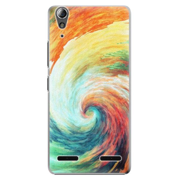 Plastové pouzdro iSaprio Modern Art 01 na mobil Lenovo A6000 / K3 (Plastový obal, kryt, pouzdro iSaprio Modern Art 01 na mobilní telefon Lenovo A6000 / K3)