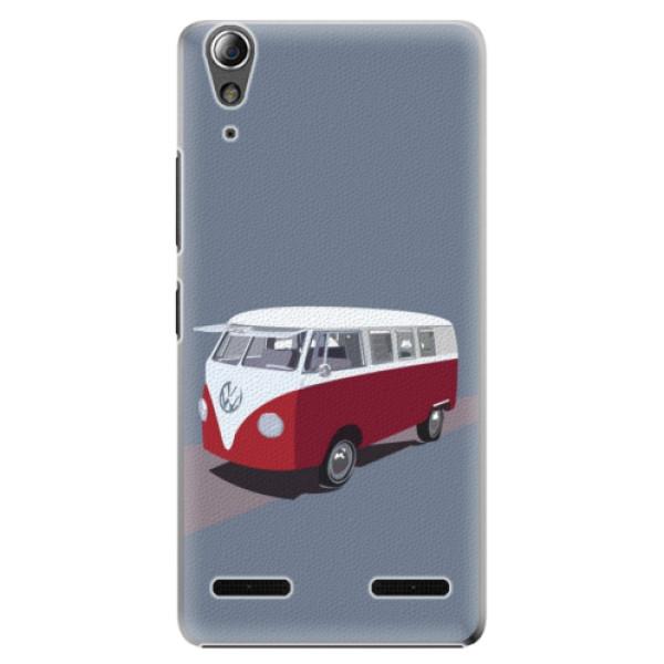 Plastové pouzdro iSaprio VW Bus na mobil Lenovo A6000 / K3 (Plastový obal, kryt, pouzdro iSaprio VW Bus na mobilní telefon Lenovo A6000 / K3)