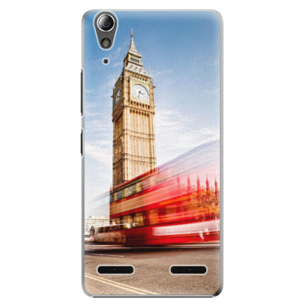 Plastové pouzdro iSaprio London 01 na mobil Lenovo A6000 / K3 (Plastový obal, kryt, pouzdro iSaprio London 01 na mobilní telefon Lenovo A6000 / K3)
