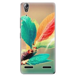 Plastové pouzdro iSaprio Autumn 02 na mobil Lenovo A6000 / K3