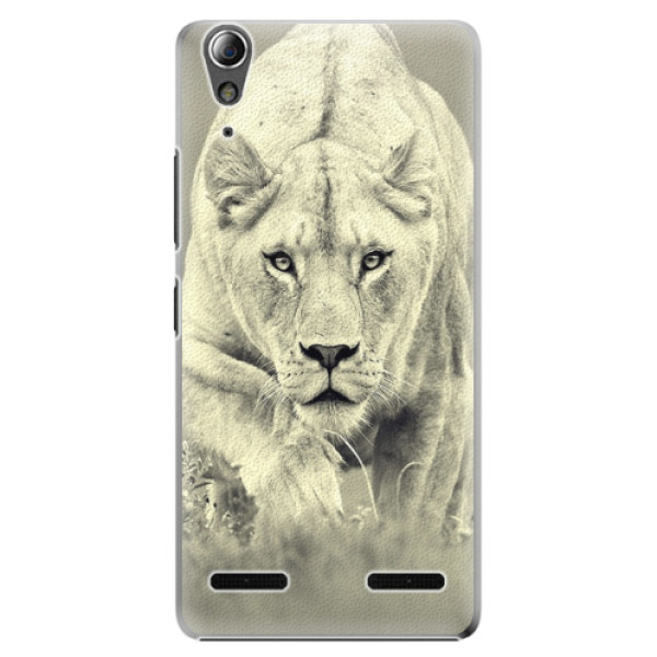 Plastové pouzdro iSaprio Lioness 01 na mobil Lenovo A6000 / K3 (Plastový obal, kryt, pouzdro iSaprio Lioness 01 na mobilní telefon Lenovo A6000 / K3)