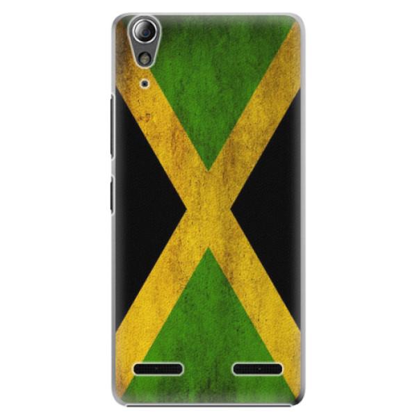 Plastové pouzdro iSaprio Flag of Jamaica na mobil Lenovo A6000 / K3 (Plastový obal, kryt, pouzdro iSaprio Flag of Jamaica na mobilní telefon Lenovo A6000 / K3)