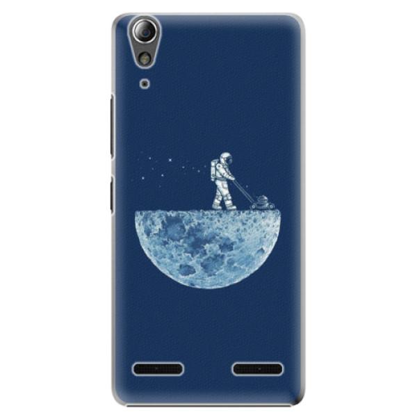 Plastové pouzdro iSaprio Moon 01 na mobil Lenovo A6000 / K3 (Plastový obal, kryt, pouzdro iSaprio Moon 01 na mobilní telefon Lenovo A6000 / K3)