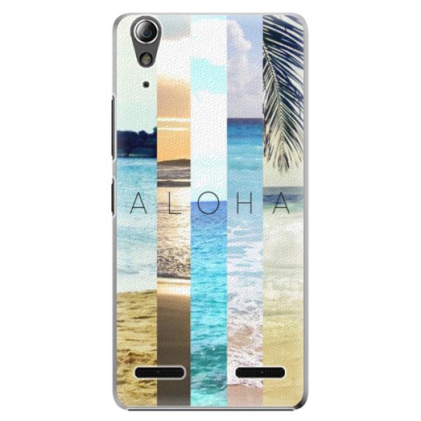 Plastové pouzdro iSaprio Aloha 02 na mobil Lenovo A6000 / K3 (Plastový obal, kryt, pouzdro iSaprio Aloha 02 na mobilní telefon Lenovo A6000 / K3)