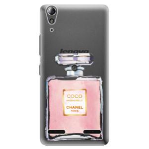 Plastové pouzdro iSaprio Chanel Rose na mobil Lenovo A6000 / K3