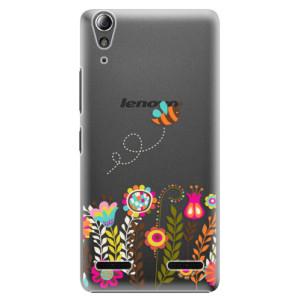 Plastové pouzdro iSaprio Bee 01 na mobil Lenovo A6000 / K3