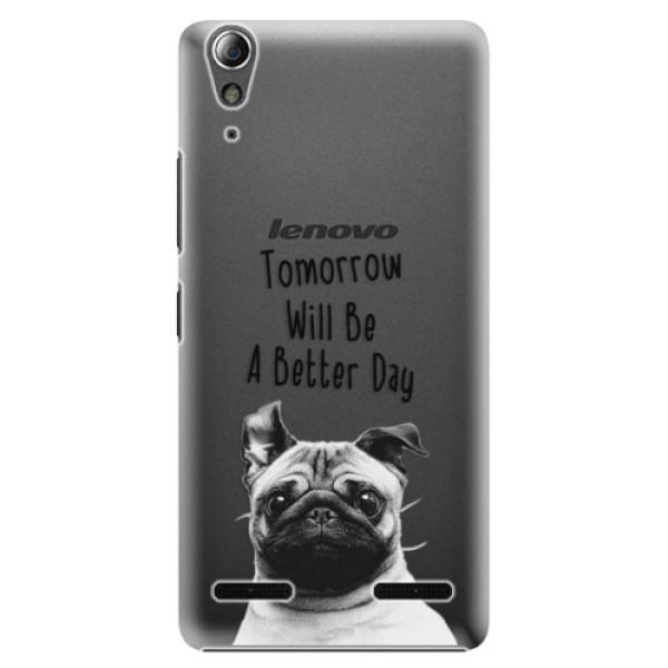 Plastové pouzdro iSaprio Better Day 01 na mobil Lenovo A6000 / K3 (Plastový obal, kryt, pouzdro iSaprio Better Day 01 na mobilní telefon Lenovo A6000 / K3)