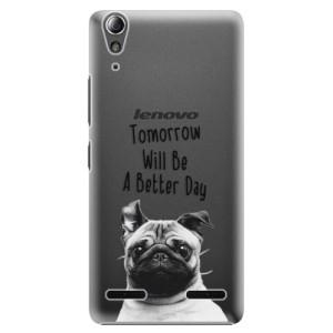 Plastové pouzdro iSaprio Better Day 01 na mobil Lenovo A6000 / K3