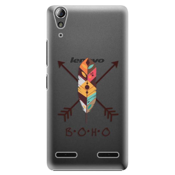 Plastové pouzdro iSaprio BOHO na mobil Lenovo A6000 / K3 (Plastový obal, kryt, pouzdro iSaprio BOHO na mobilní telefon Lenovo A6000 / K3)