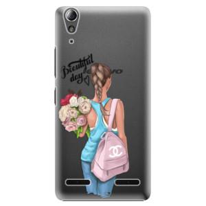 Plastové pouzdro iSaprio Beautiful Day na mobil Lenovo A6000 / K3