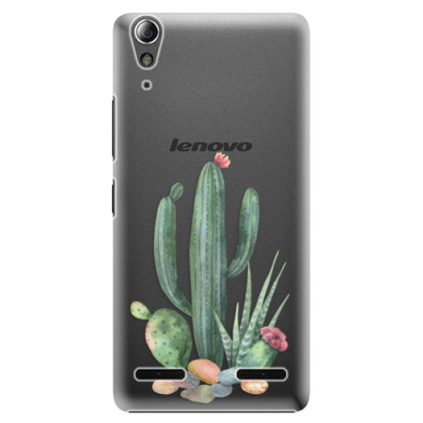 Plastové pouzdro iSaprio Cacti 02 na mobil Lenovo A6000 / K3 (Plastový obal, kryt, pouzdro iSaprio Cacti 02 na mobilní telefon Lenovo A6000 / K3)