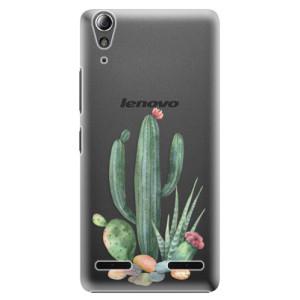 Plastové pouzdro iSaprio Cacti 02 na mobil Lenovo A6000 / K3