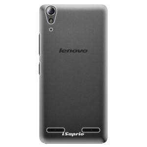 Plastové pouzdro iSaprio 4Pure mléčné bez potisku na mobil Lenovo A6000 / K3