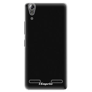 Plastové pouzdro iSaprio 4Pure černé na mobil Lenovo A6000 / K3