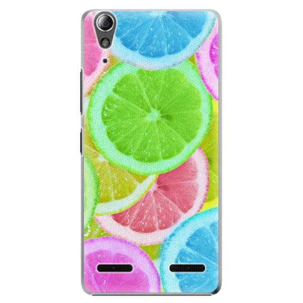 Plastové pouzdro iSaprio Lemon 02 na mobil Lenovo A6000 / K3 (Plastový obal, kryt, pouzdro iSaprio Lemon 02 na mobilní telefon Lenovo A6000 / K3)