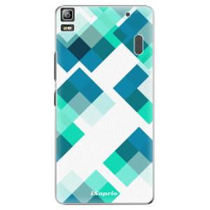 Plastové pouzdro iSaprio Abstract Squares 11 na mobil Lenovo A7000