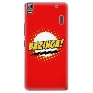 Plastové pouzdro iSaprio Bazinga 01 na mobil Lenovo A7000