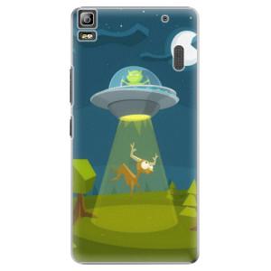 Plastové pouzdro iSaprio Alien 01 na mobil Lenovo A7000