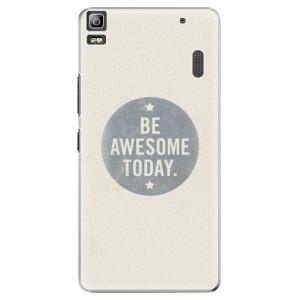Plastové pouzdro iSaprio Awesome 02 na mobil Lenovo A7000