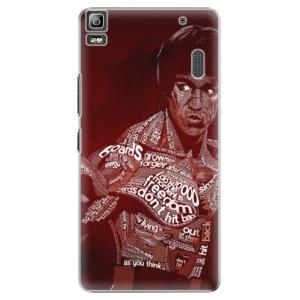 Plastové pouzdro iSaprio Bruce Lee na mobil Lenovo A7000