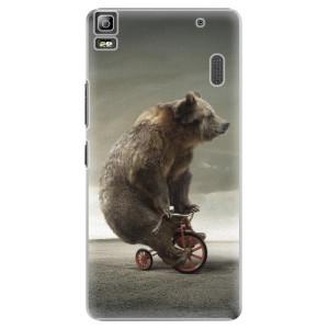 Plastové pouzdro iSaprio Bear 01 na mobil Lenovo A7000