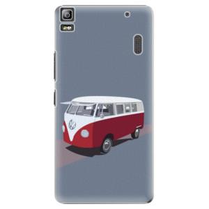 Plastové pouzdro iSaprio VW Bus na mobil Lenovo A7000