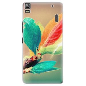 Plastové pouzdro iSaprio Autumn 02 na mobil Lenovo A7000