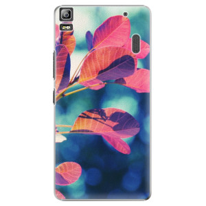 Plastové pouzdro iSaprio Autumn 01 na mobil Lenovo A7000