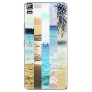 Plastové pouzdro iSaprio Aloha 02 na mobil Lenovo A7000