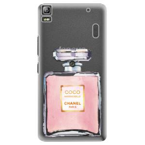Plastové pouzdro iSaprio Chanel Rose na mobil Lenovo A7000